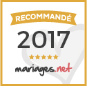 Recommandations Mariages.net Label Or