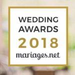 Wedding Awards 2018 : les plus grands spécialistes du mariage récompensés